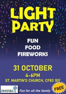 Light Party @ St Martin's Church